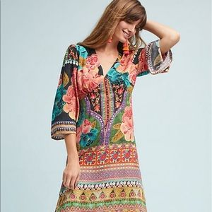 NWT Anthropologie Farm Rio Rosario Dress